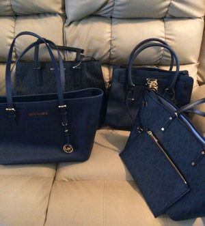 4 Brand New Authentic Women's MK Tote Bag $100 Each for Sale in Haines City, FL