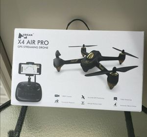 HUBSAN X4 501A AIR PRO GPS STREAMING DRONE 1080P HD CAMERA QUADCOPTER for Sale in Manassas, VA