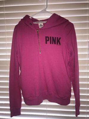 """""""Pink"""" quarter zip hoodie for Sale in Haymarket, VA"""