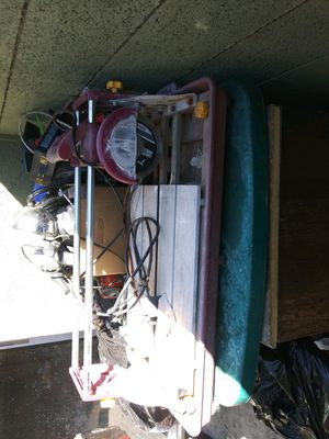 CHICAGO ELECTRIC POWER TOOLS for Sale in North Las Vegas, NV