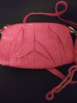 Pink ladies hand wallet bag for Sale in Baltimore, MD