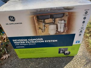 Water filtration system for Sale in Shrewsbury, MA