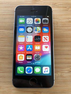 Unlocked iPhone SE 64GB for Sale in Seattle, WA