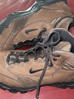 vintage ACG boots NIKE brown Size 13 leather for Sale in Goodlettsville,  TN