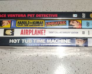 Comedy Movies - Factory Sealed for Sale in Mesa,  AZ