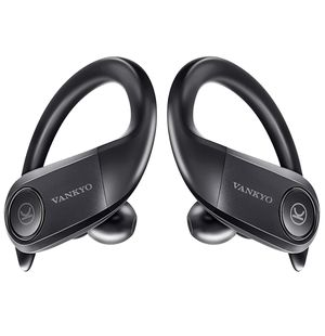 Bluetooth 5.0 Earbuds TWS Stereo Headphones, True Wireless Earphones Deep Bass in-Ear Touch Control IPX7 Waterproof 37H Playtime for Sale in Norco, CA
