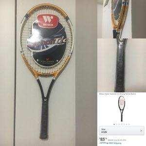 Carbon Tec Tennis Racket for Sale in Miami, FL