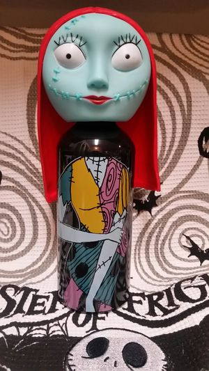 The Nightmare Before Christmas Collectable Sally Aluminum Beverage Bottle and/or Decor. for Sale in Austin, TX