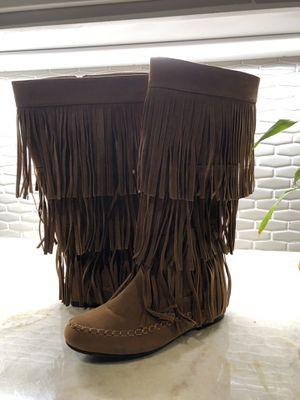 Fringe Boots Women's 8 for Sale in Sacramento, CA