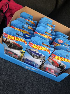 Hot wheels 2 for $5 for Sale in Hayward, CA