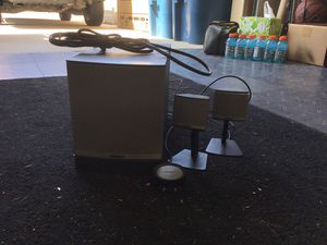 Bose- Companion 3 Series 2 Multimedia Speaker System for Sale in Henderson, CO