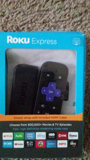 Roku Express for Sale in Lindenwold, NJ
