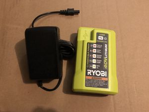 Ryobi 40v charger for Sale in Delaware, OH