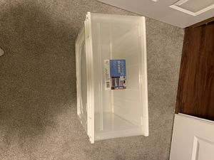 Stackable Plastic Drawer for Sale in Renton, WA