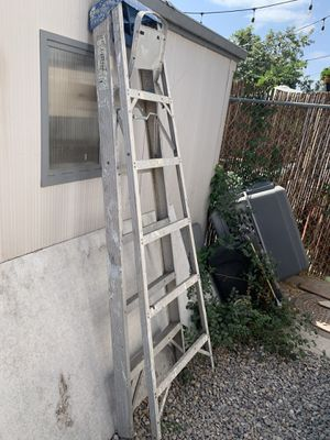 Aluminum 6ft ladder $25 for Sale in Spring Valley, CA