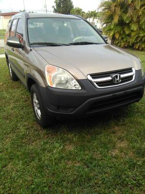 HONDA CRV 2003 for Sale in Miami, FL