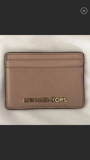 Michael Kors pink wallet for Sale in Irvine 4693979dde6c8