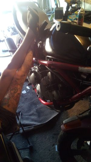 Yamaha racing motorcycle for Sale in San Diego, CA