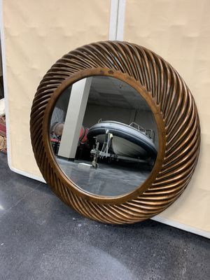 Round mirror for Sale in Seattle, WA