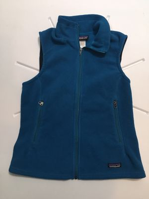 Woman's Patagonia vest sz medium for Sale in Brooks, OR