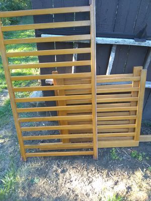 Baby bed frame for sale for Sale in Lapeer, MI