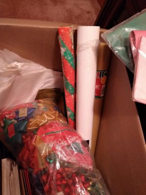 Gift wrap assortment for Sale in Austell, GA