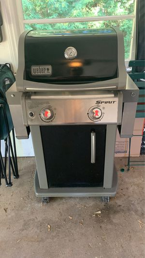 Weber Spirit Gas Grill for Sale in Grand Rapids, MI