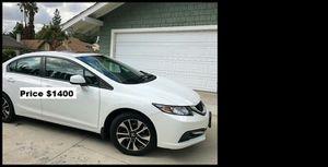 NoDown$1400 honda Civic for Sale in Nashville, TN