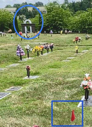 Cemetery Plots @ Woodlawn Cemetery Nashville for Sale in Murfreesboro, TN