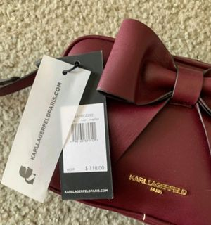 Designer Karl Lagerfeld Cross Body Purs for Sale in Riverside, CA