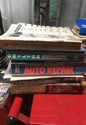 Car manuals for Sale in Bonney Lake, WA