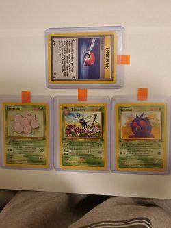 Pokemon JUNGLE lot for Sale in Santa Clarita,  CA