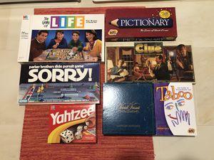 Board Games — PENDING PICK UP for Sale in Herndon, VA