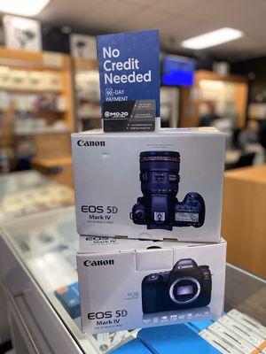 Brand New Canon EOS 5D Mark IV Special Price for Sale in Anaheim, CA