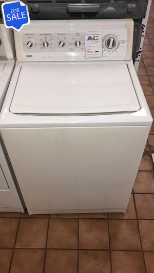 NO CREDIT!! Kenmore High Efficiency Washer CONTACT TODAY! #1527 for Sale in Pasadena, MD