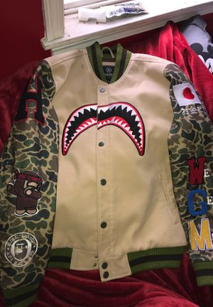 Hudson Outwear NYC Bape Jacket for Sale in Falls Church, VA