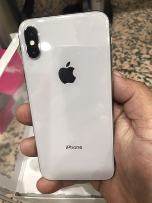 iPhone X 128 Gb New Never Used T Movil for Sale in Las Vegas, NV