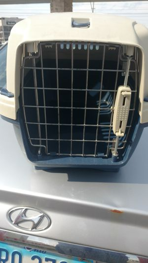 Clipper one small dog travel kennel for puppies and cats for Sale in Columbus, OH