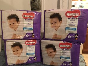 Huggies little movers for Sale in The Bronx, NY