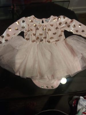 Ballerina tutu 0-3 mon for Sale in Kent, WA