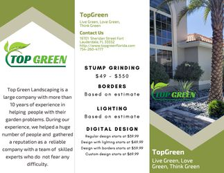 Top Plants Services! for Sale in Miramar,  FL