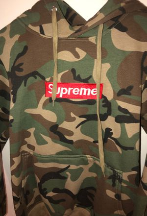 Camo Supreme Hoodie for Sale in Arlington Heights, IL