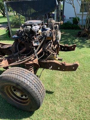 Ford 300 Straight 6 and transmission for Sale in Burkburnett, TX