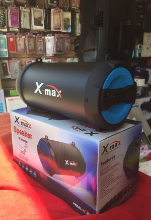 Bazooka style rechargeable Bluetooth speaker/aux/Fm/USB and SD part/many styles available/brand new for Sale in Moreno Valley, CA
