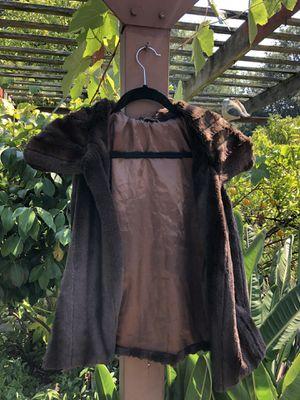 Faux fur vest for Sale in Castro Valley, CA