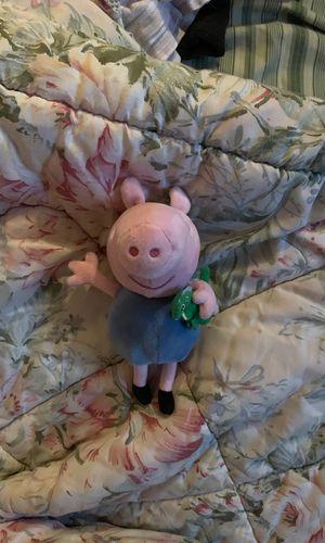 Peppa pig plushy 😂😭 for Sale in Miramar, FL