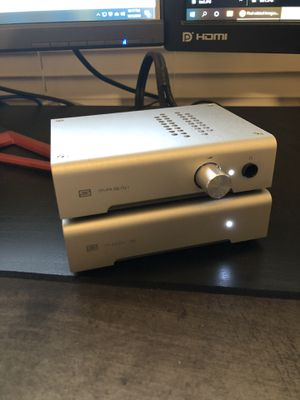 Schiit Stack (Magni and Modi headphone DAC and amplifier) for Sale in Rockville, MD