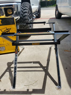 Dewalt compact table saw stans only for Sale in Montclair, CA