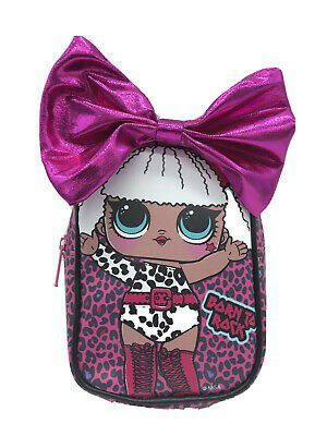 """LOL Surprise, Born to Rock Clip on purse OR mini, 6"""" doll backpack for Sale in Miami Beach, FL"""