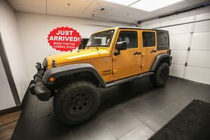 2012 Jeep Wrangler Unlimited for Sale in Tacoma, WA
